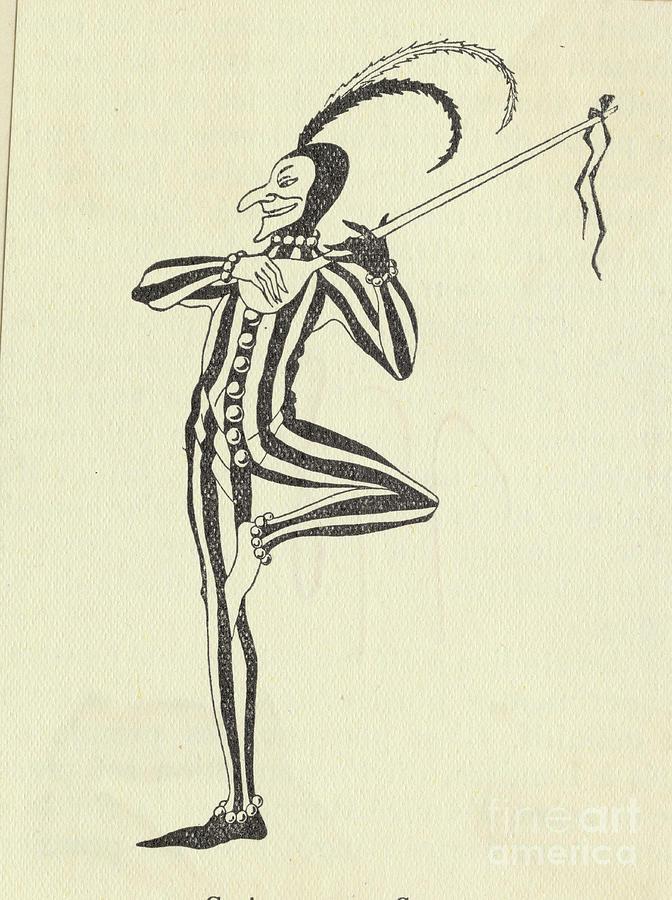 Illustration Of A Humorous Casanova Photograph by Bettmann