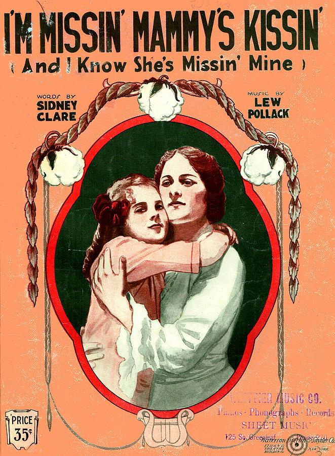 I'm Missin' Mammy's Kissin' by Mel Thompson