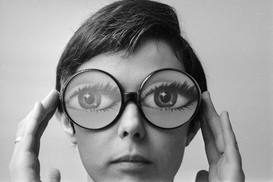 Im Watching You Photograph by Keystone
