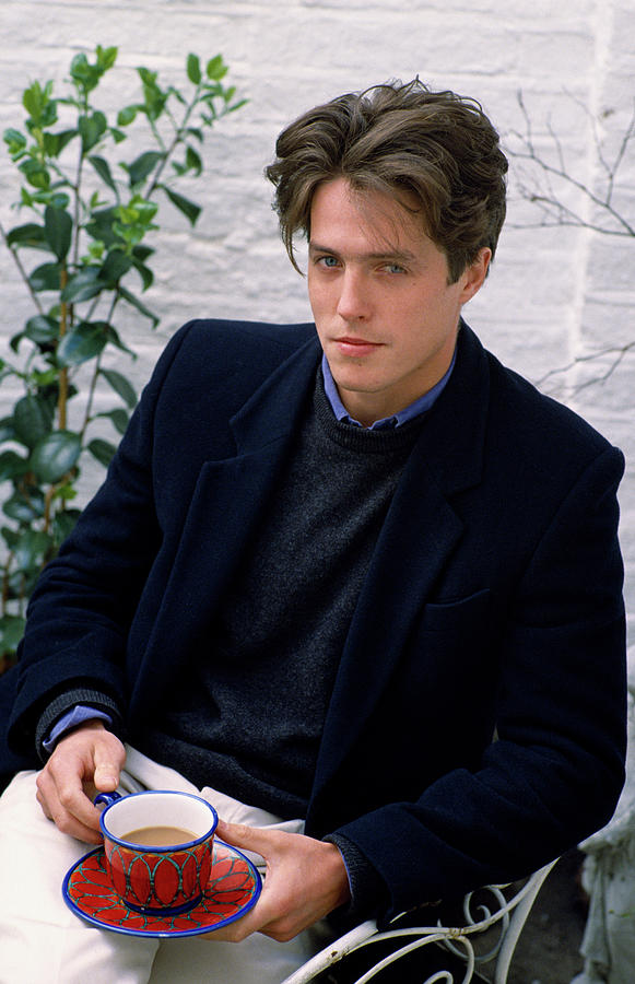 Image Of Hugh Grant by Shaun Higson