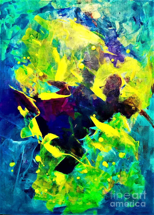 Imaginary World  by Allison Constantino