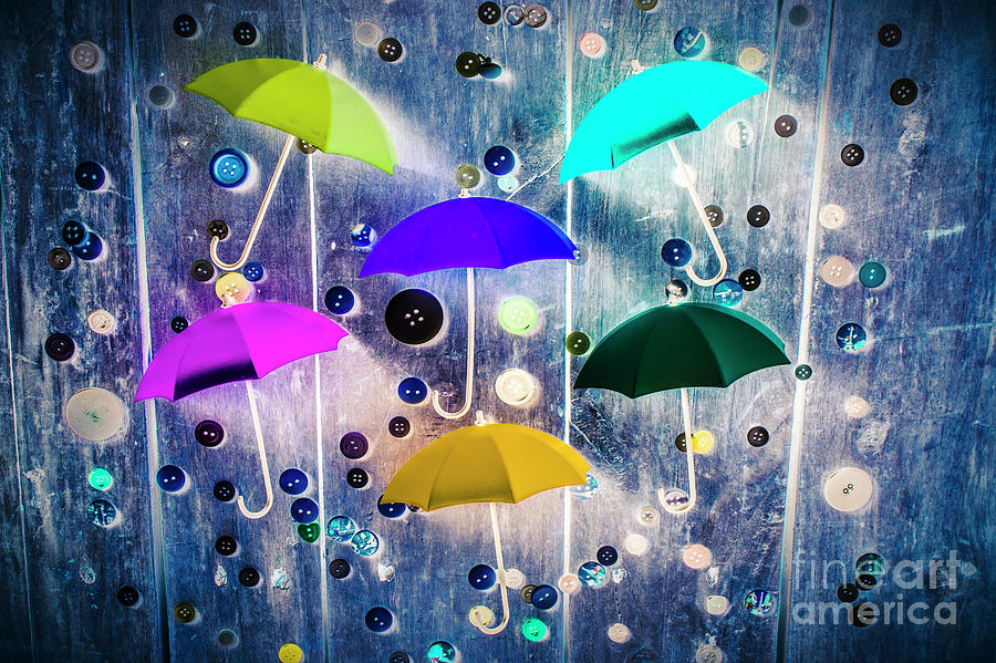 Artwork Photograph - Imagination Raining Wild by Jorgo Photography - Wall Art Gallery