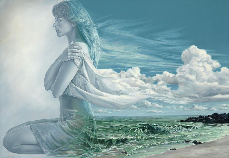 Imagine Paradise by Lucie Bilodeau