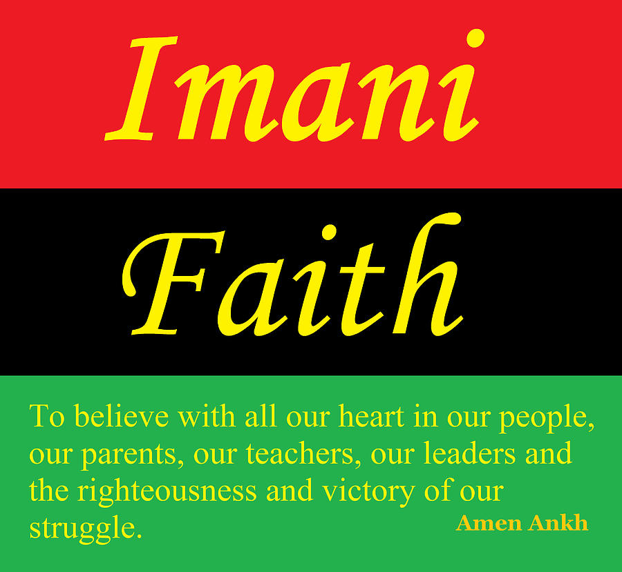 Imani Faith by Adenike AmenRa
