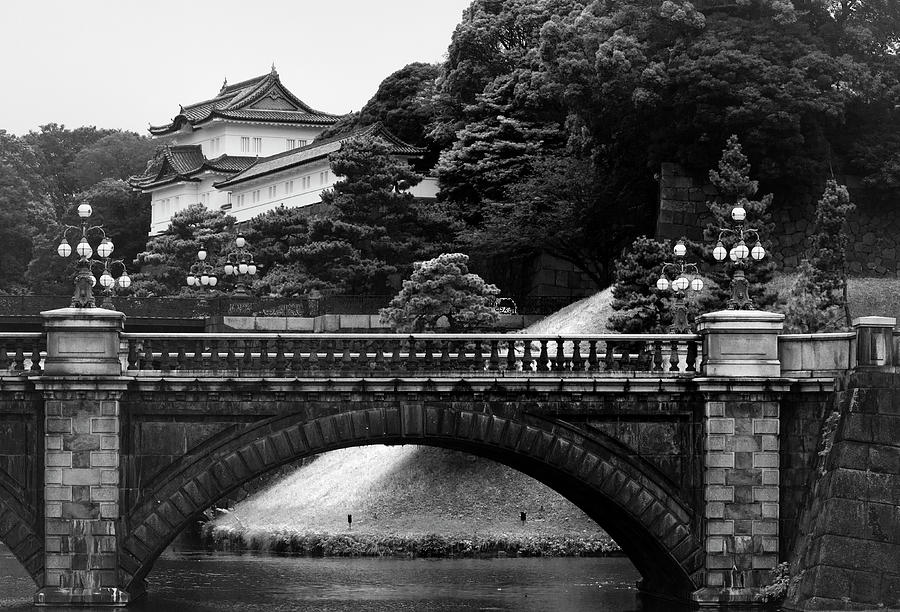 Imperial Palace, Tokyo by Nathan Rupert