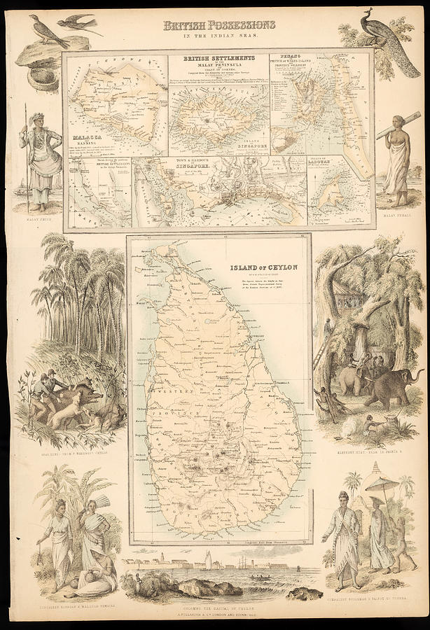 Imperial Possessions Photograph by Hulton Archive