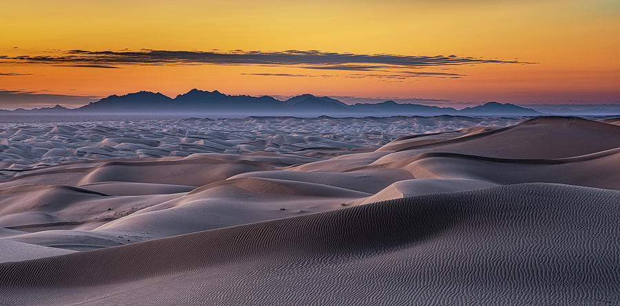 Imperial Sunrise by Paul Bartell
