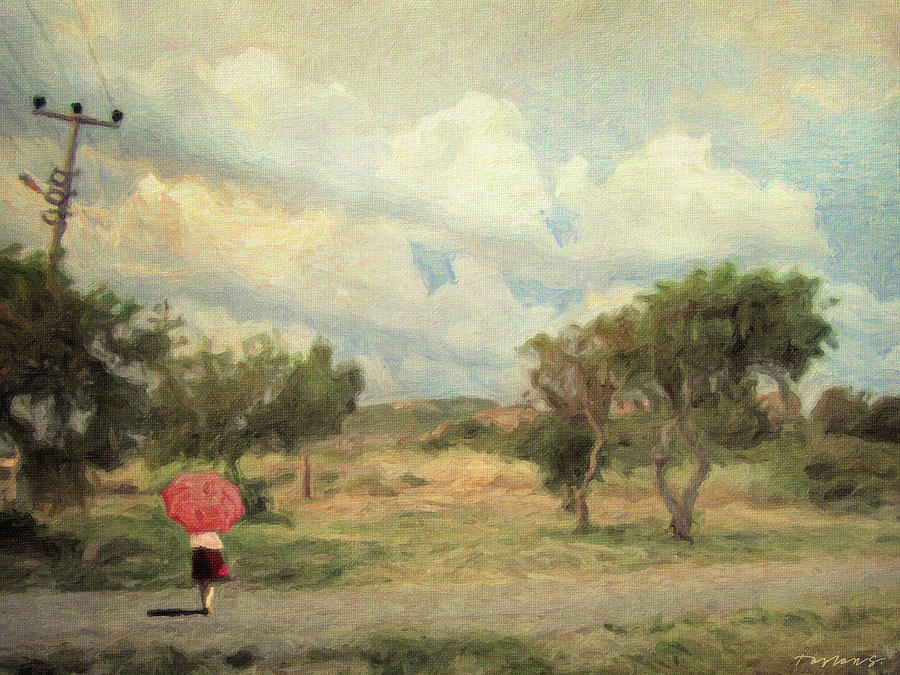 Impressionism Painting - Impressione by Zapista OU