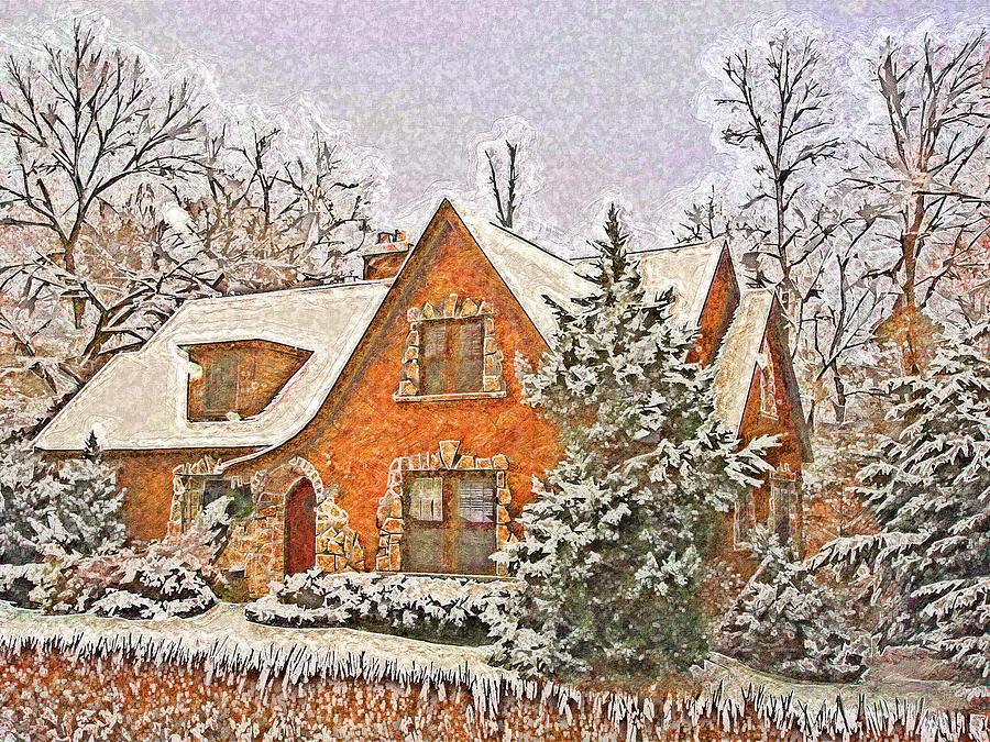 Impressionism B by Dan Podsobinski