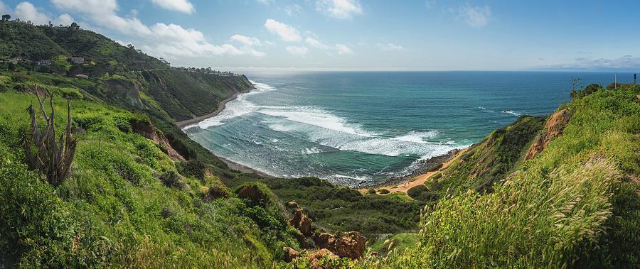 Impressive Bluff Cove Panorama by Andy Konieczny