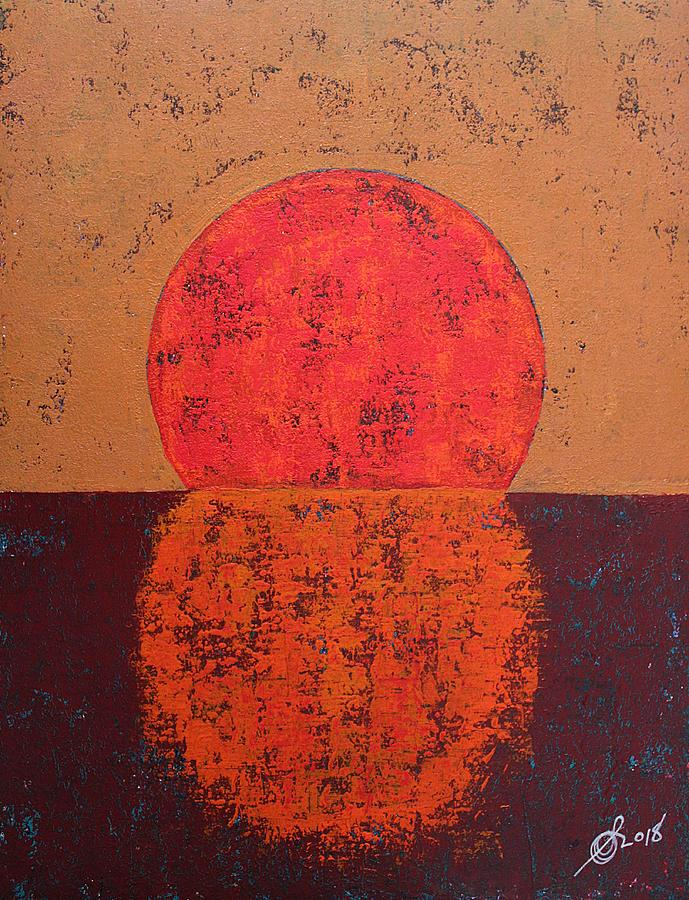 In Light of Infinite Possibilities original painting by Sol Luckman