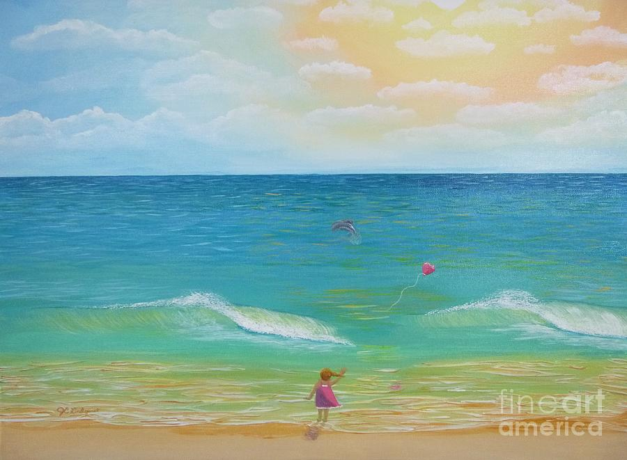 In Love with the Sea  by Jenn C Lindquist
