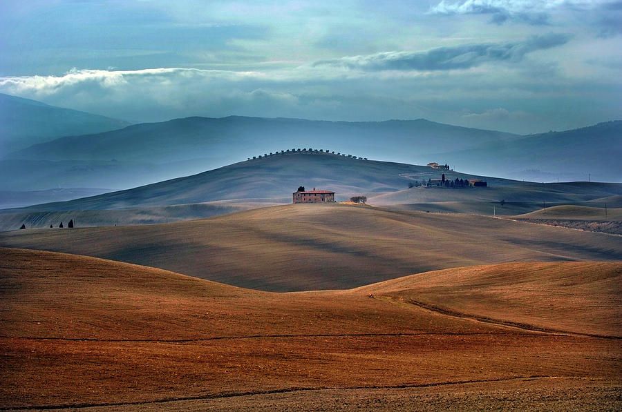 Landscape Photograph - In The Middle Of... by Jure Kravanja