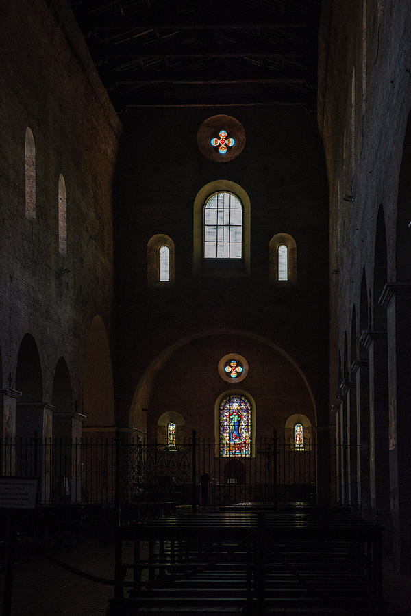 Church Photograph - In The Natural Light by Joseph Yarbrough