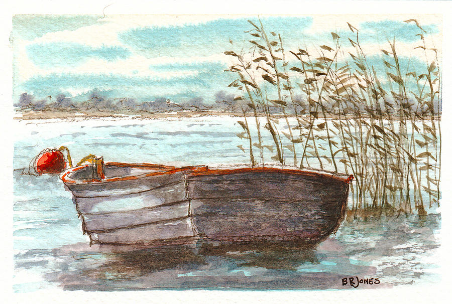 In the Reeds by Barry Jones