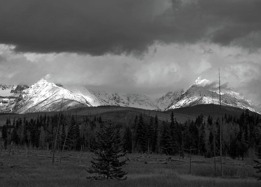 In the Shadow of the Mountain by Whispering Peaks Photography