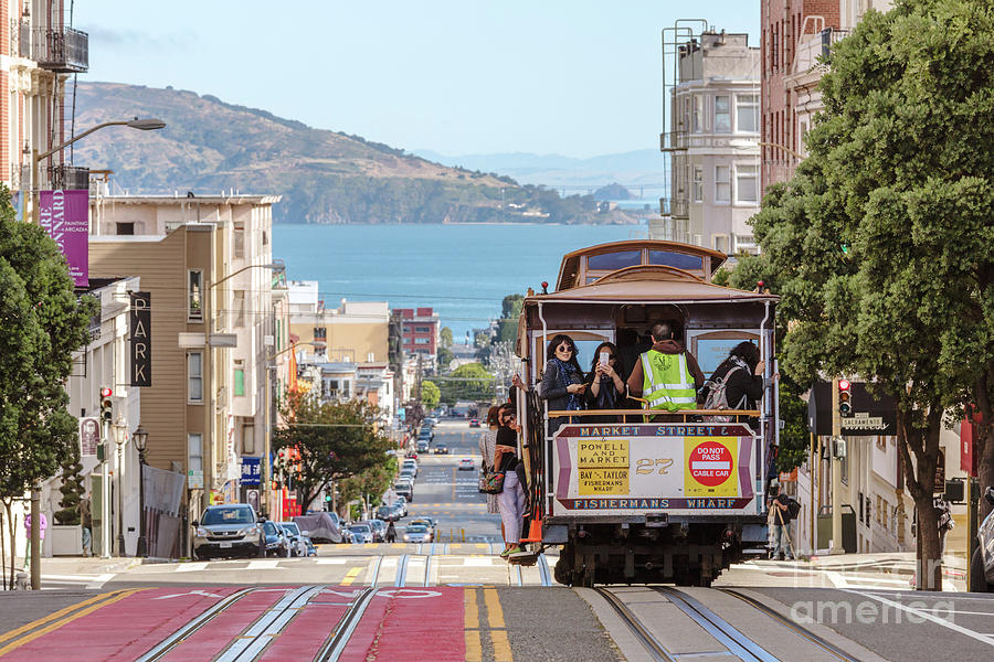 In the streets of San Francisco by Matteo Colombo