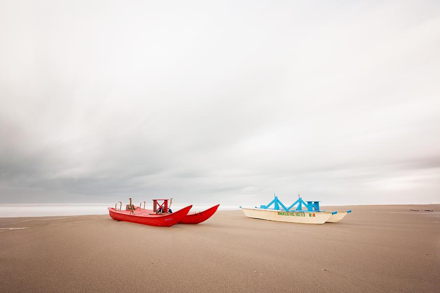 Landscape Photograph - In The Wind 2 by Massimo Della Latta