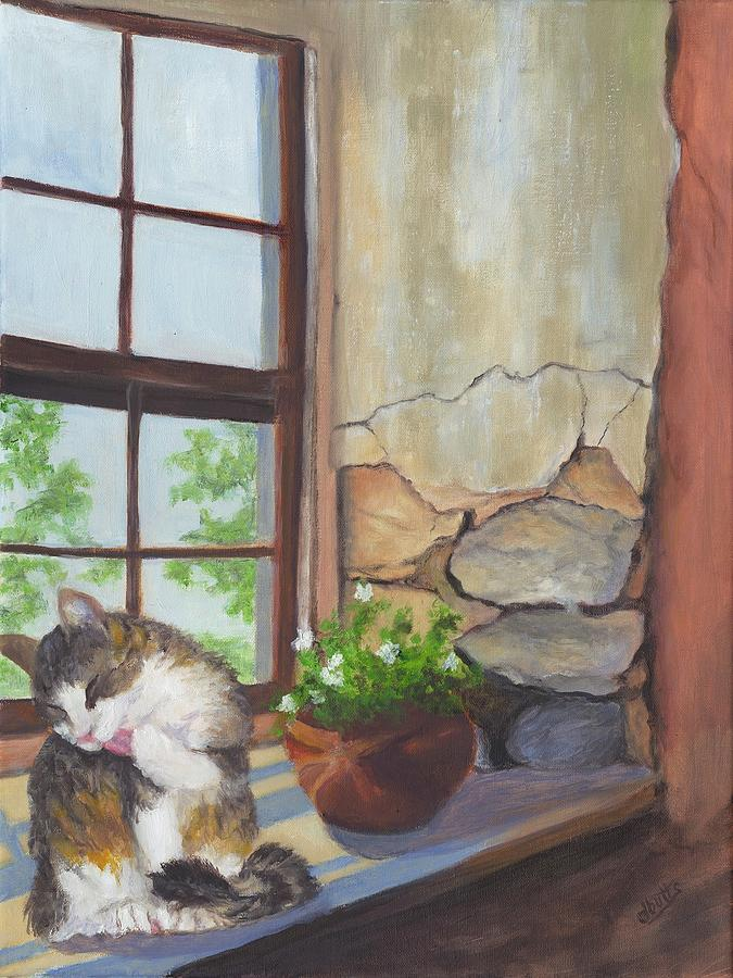 In the Window by Deborah Butts