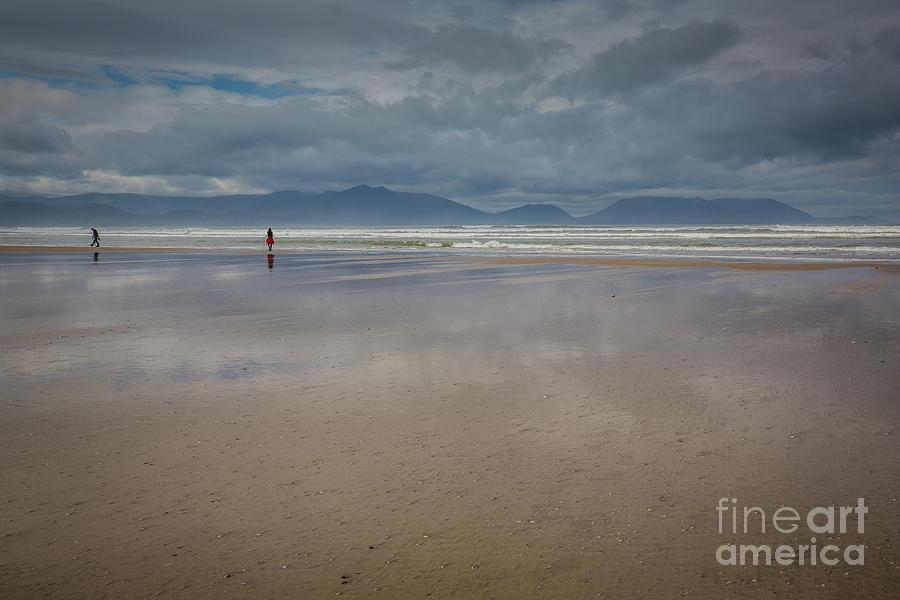 Inch Beach by Eva Lechner