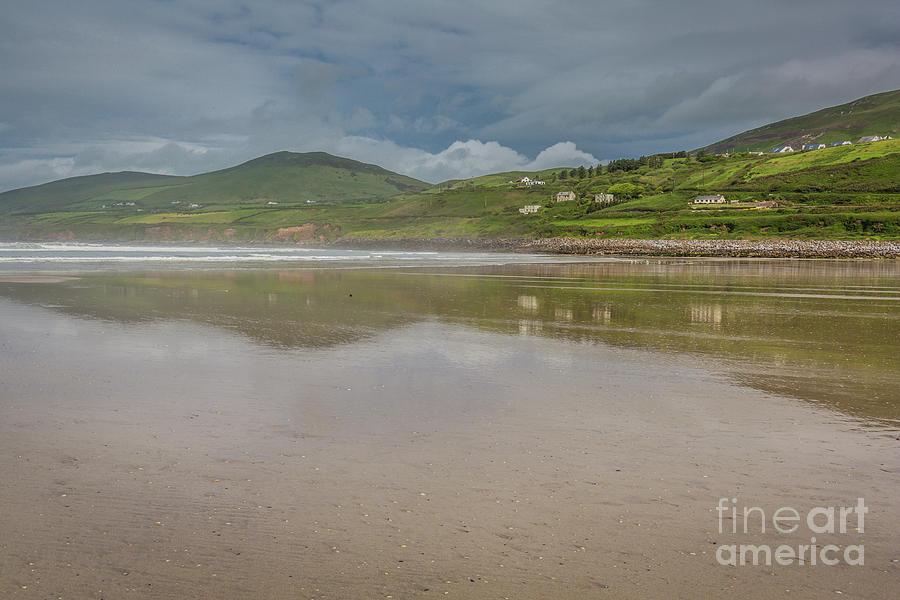 Inch Beach Reflections by Eva Lechner