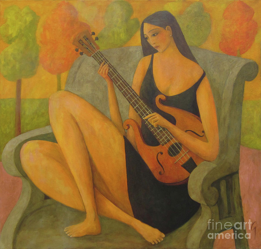 Music Painting - Incidental Music by Glenn Quist