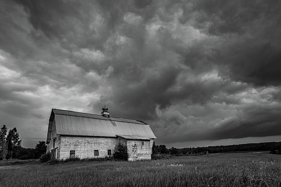 Incoming Storm by Colin Chase