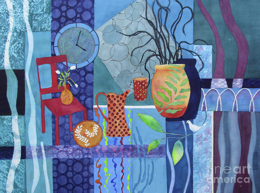 Indelible Memories II by Vicki Brevell