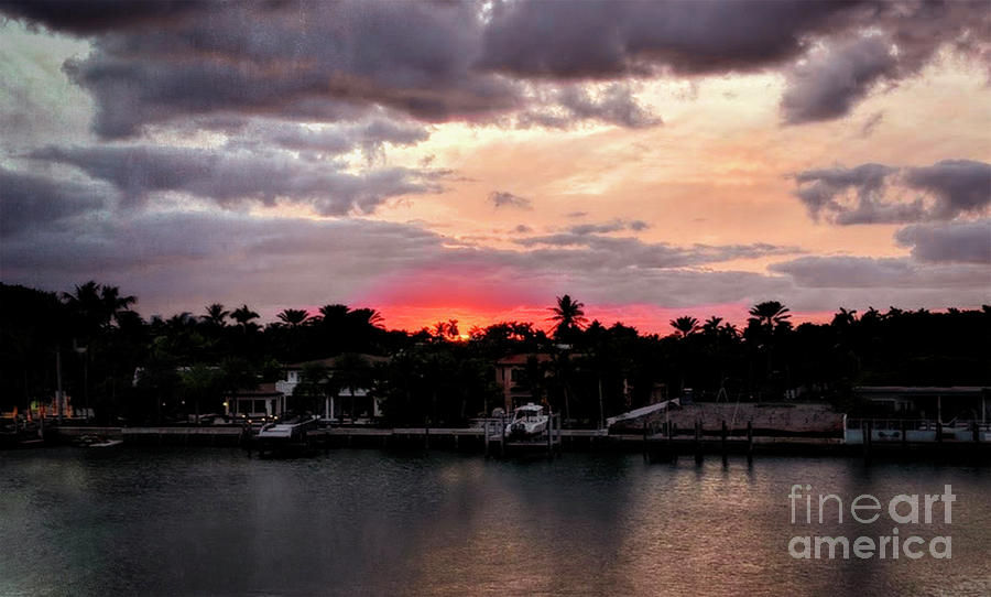 Indian Creek - Miami by Doc Braham