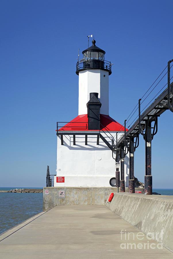 Indiana Lighthouse by Ann Horn
