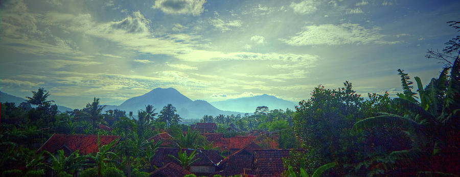 Indonesia - Java - Landscapes And Photograph by Stewart Leiwakabessy