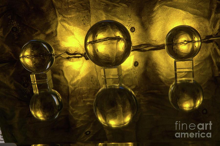 Industrial Balls by Linda Howes