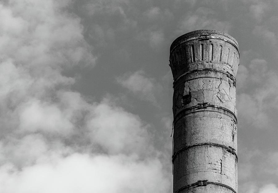 Industrial Decline by Odd Jeppesen