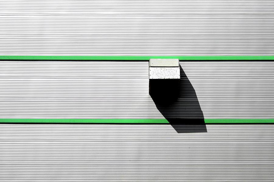 Industrial Minimalism 47 by Stuart Allen
