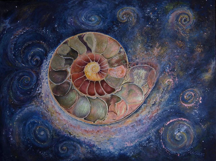 Infinite Ammonite by Kathy Gales