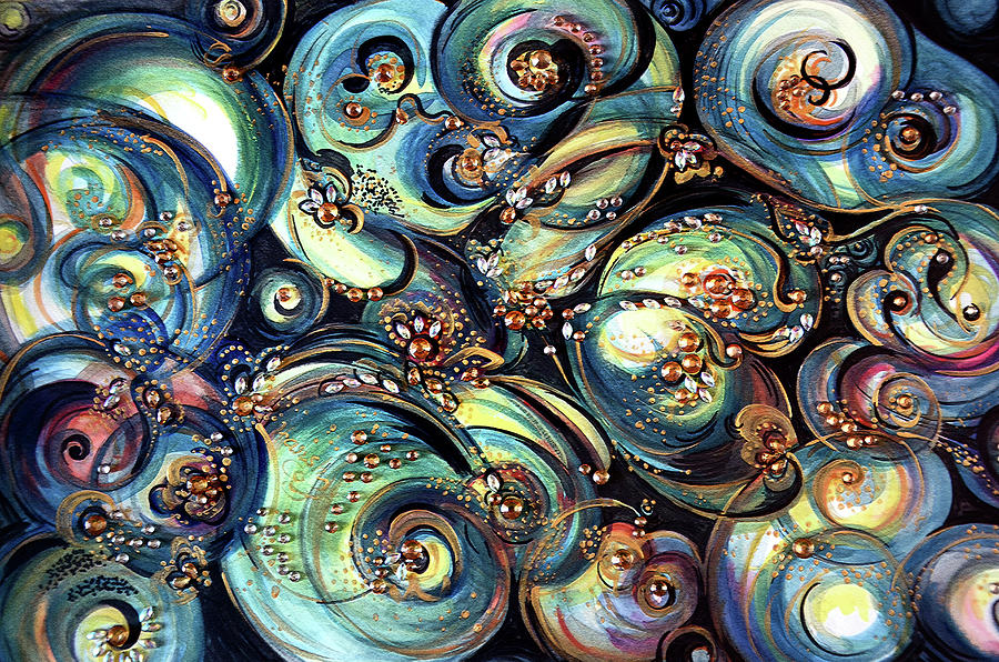 Infinite Cosmic - Indira Net by Harsh Malik