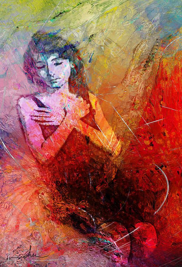 Infinite Sadness 02 by Miki De Goodaboom