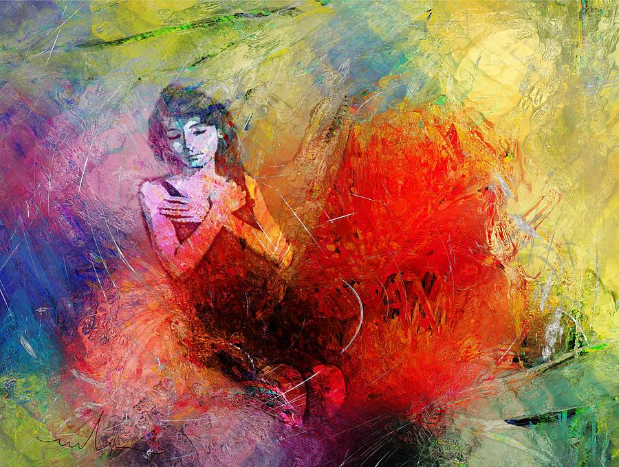 Infinite Sadness by Miki De Goodaboom