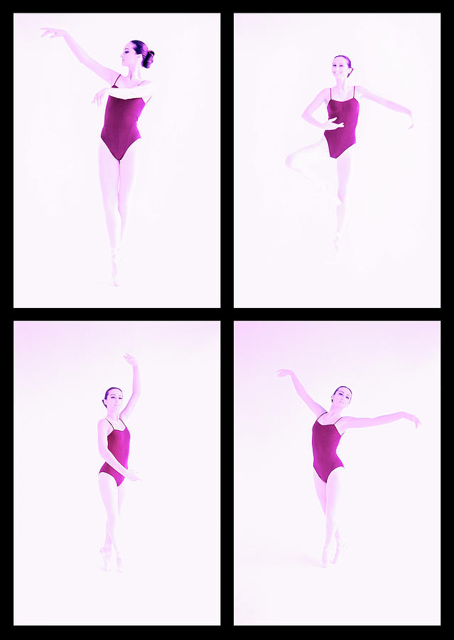 Infrared Shot Of Four Different Photograph by George Doyle