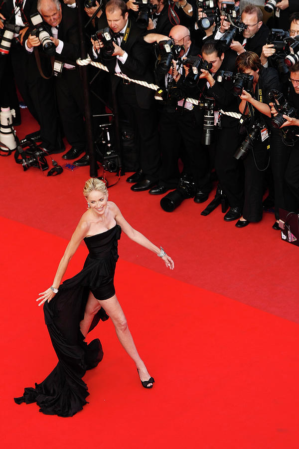 Inglourious Basterds Premiere - 2009 Photograph by Sean Gallup