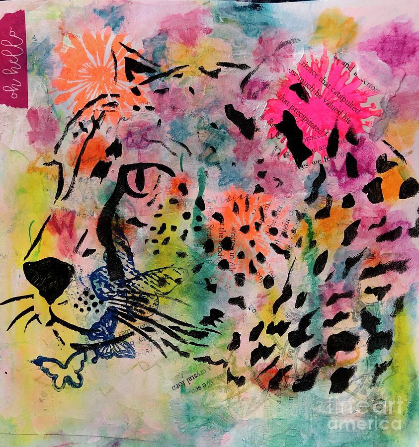 Inner strength  by Corina Stupu Thomas