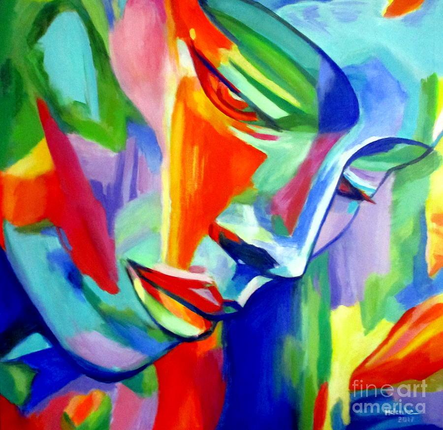 Inner strength by Helena Wierzbicki