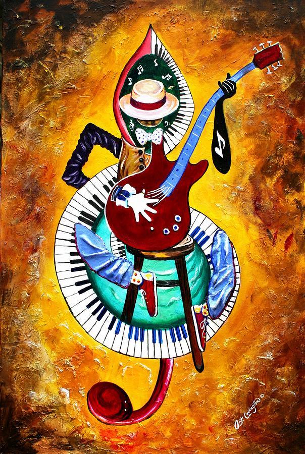 Inside My MusicVIII by Arthur Covington