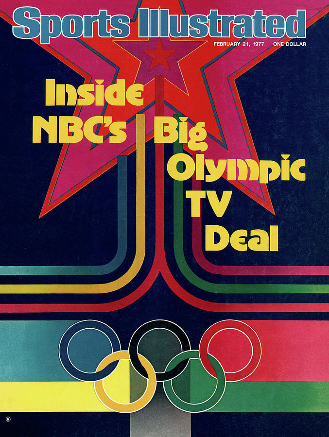 Inside Nbcs Big Olympic Tv Deal Sports Illustrated Cover Photograph by Sports Illustrated