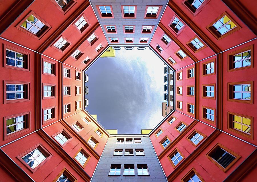 Inside The Octagon Photograph by Christian Beirle González