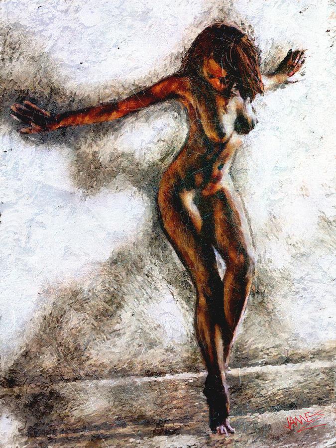 Intensity artwork by James Shepherd