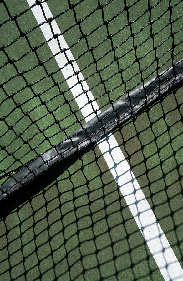 Interfaces And Interactions On The Tennis Court by Gary Slawsky