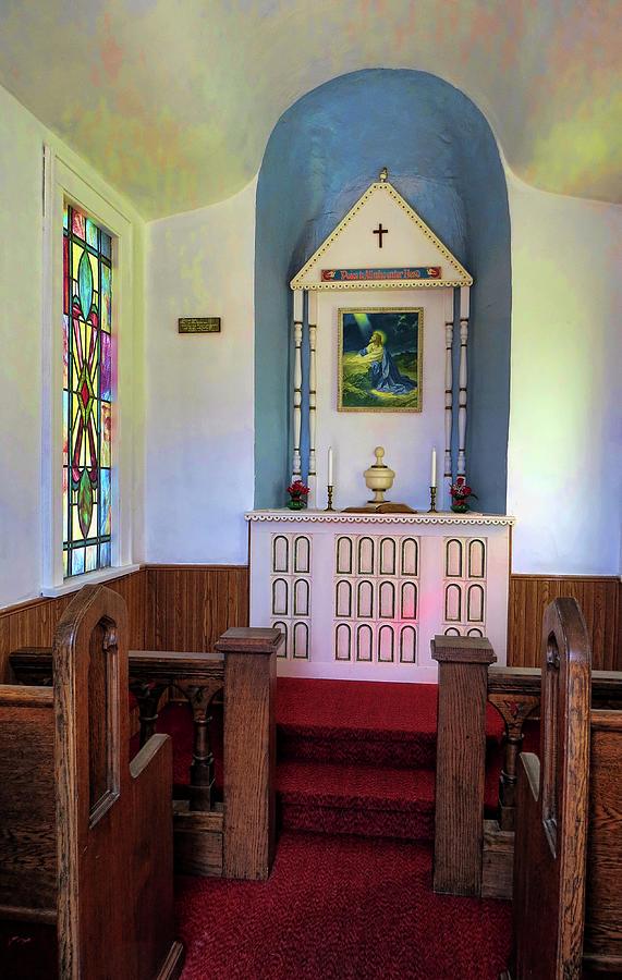 Interior by Carolyn Fletcher