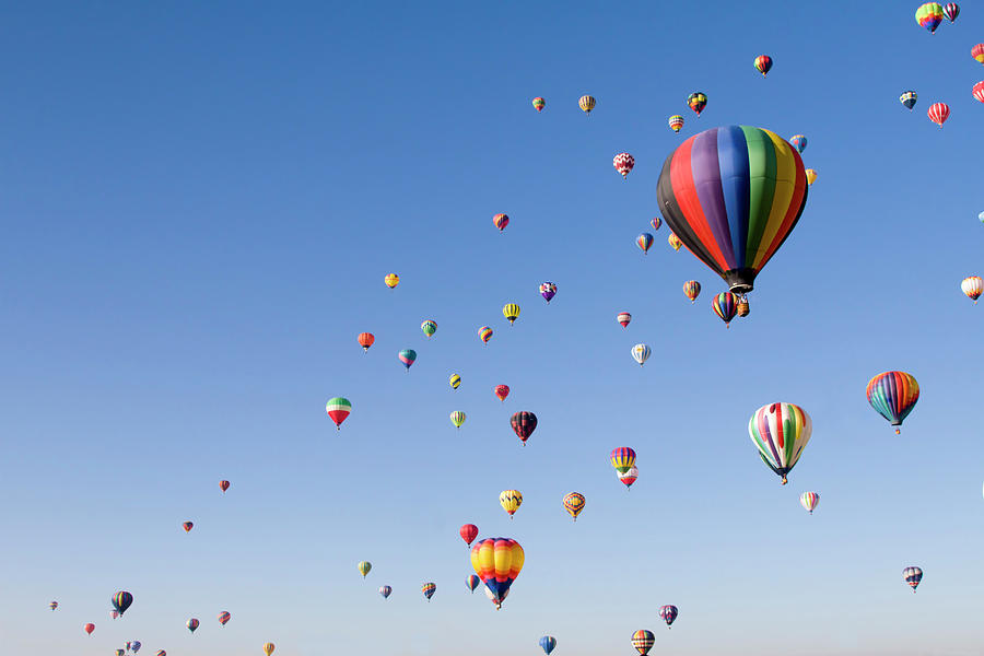 International Balloon Fiesta Photograph by Prmoeller