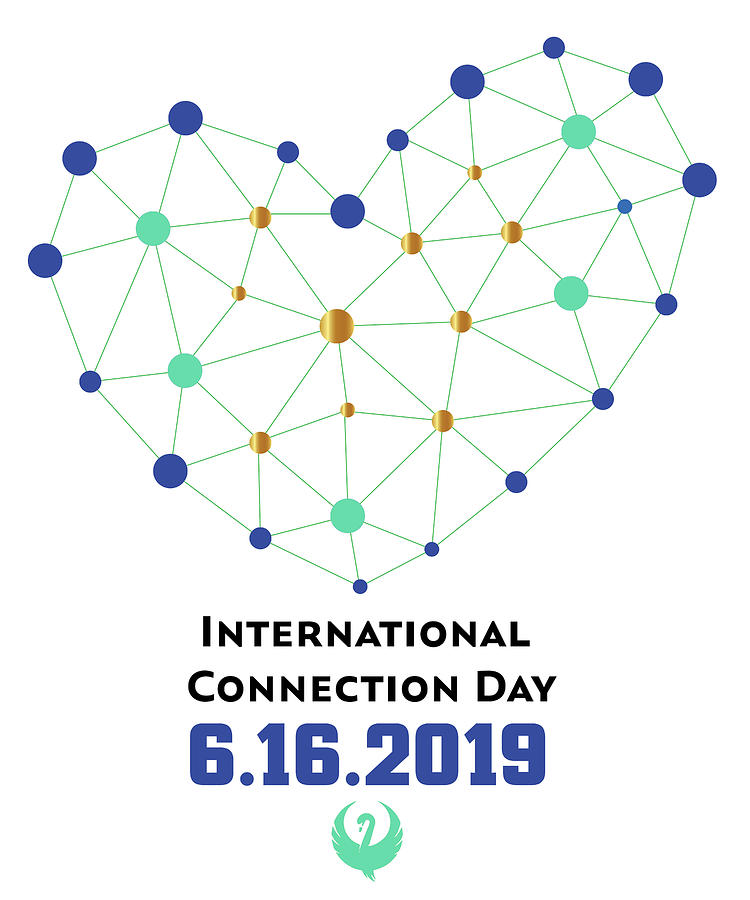 International Connection Day 2019 by Teal Eye Print Store